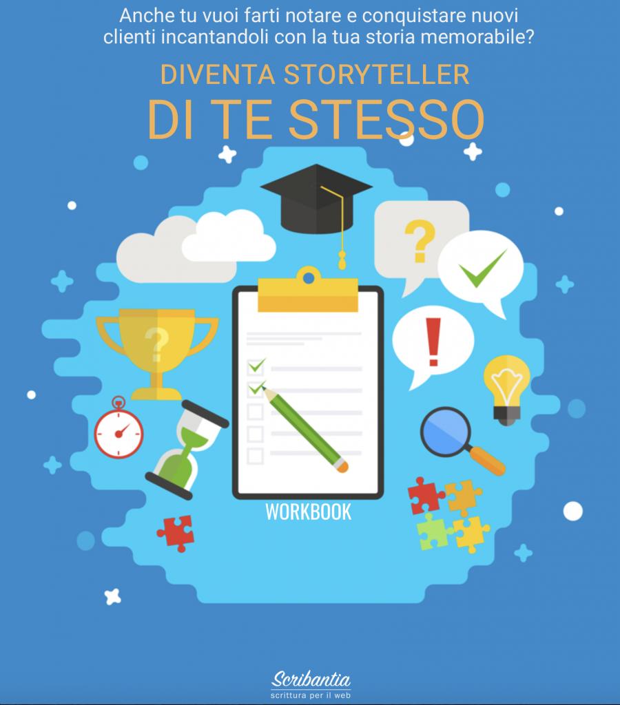 workbook dello storyteller