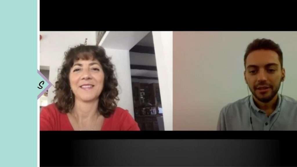 Intervista per sportello digitale - Romina Pellecchia Velchi - Scribantia